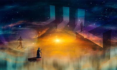 Das Jenseits als Traum