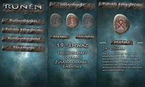 Runen Steine App
