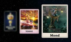 Tarot Tageskarte