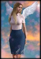 Liebesglück-Engelkarte11