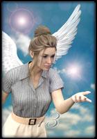 Selbstlosigkeit-Engelkarte13