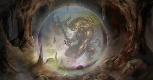 Geist In Der Nord. Mythologie