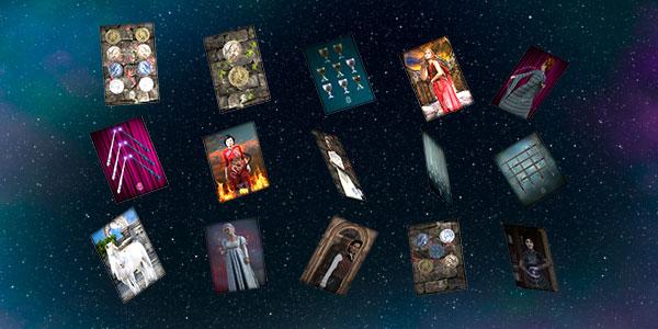 einzelne Karten - Tarot Bedeutung
