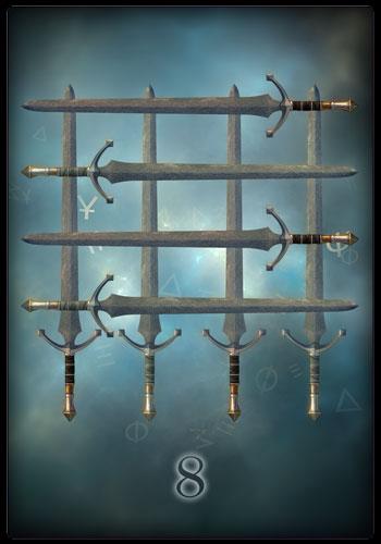 Acht der Schwerter