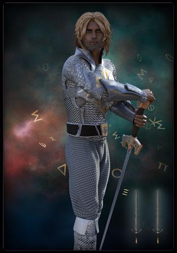 Tarotkarte - König der Schwerter