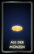 Ass der Münzen