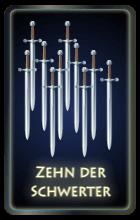 Zehn der Schwerter
