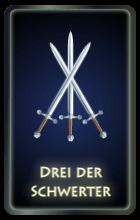 Drei der Schwerter
