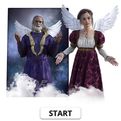 Engelkarten Mirakel Titel