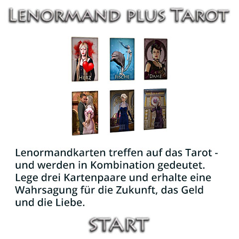 Lenormand Tarot Titel