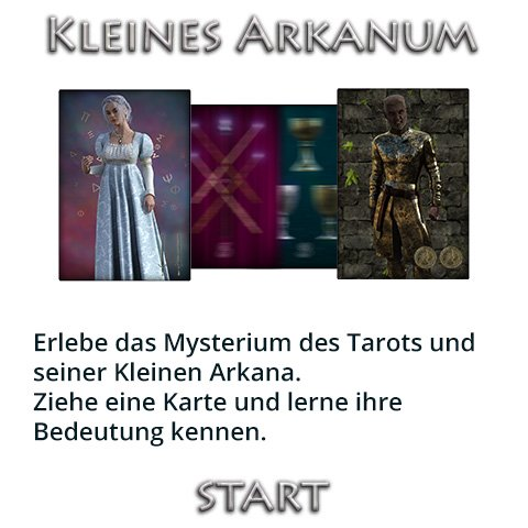 Tarot Kleines Arkanum